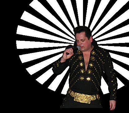 Trevor Dodson Elvis Tribute Act